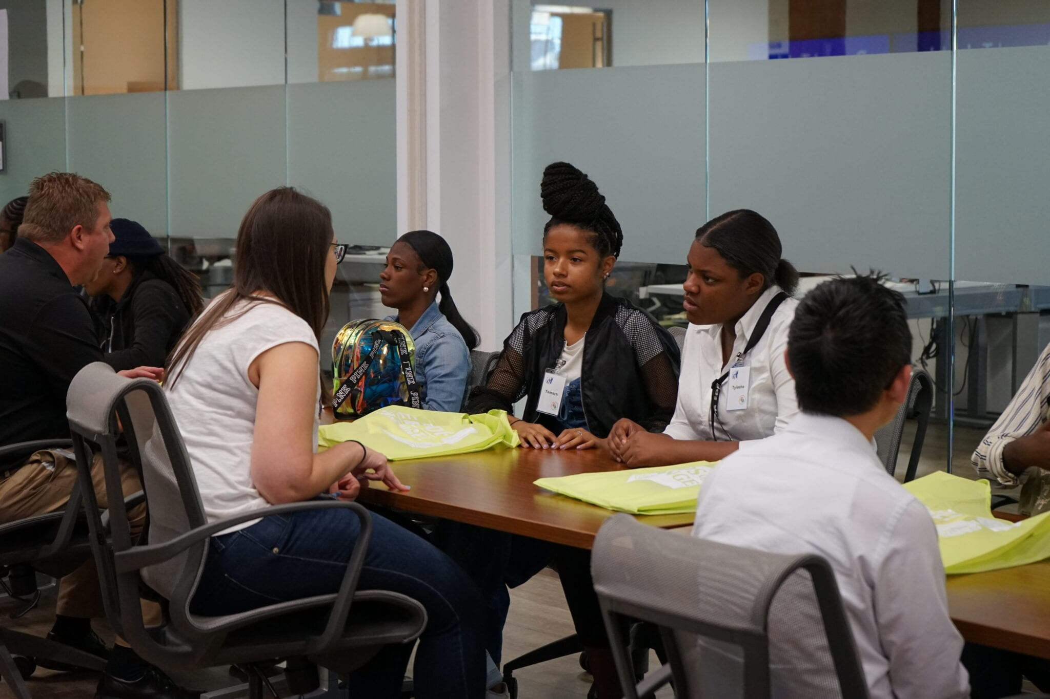 The Mutual Benefits of Working with CPS Students